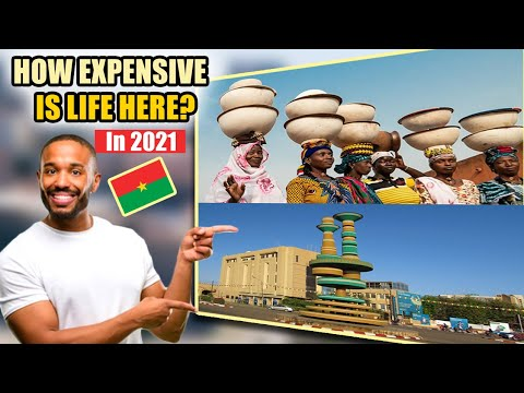Cost of living in Burkina Faso | How expensive is Burkina Faso