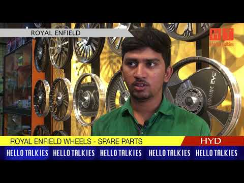 Chasing Hyderabad : Royal Enfield Spare Parts In Hyderabad   Hello Talkies
