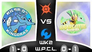 WPCL Season 3 Wk2: vs Charlotte Beedrills thumbnail