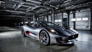 Jaguar C-X75: The Development Story - On Track In And The Workshop - Autocar.Co.Uk