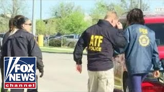 Authorities in race against time to stop Texas serial bomber