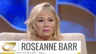 Dr. Oz Exclusive: Roseanne Barr on the Reality of Her Controversial Tweet