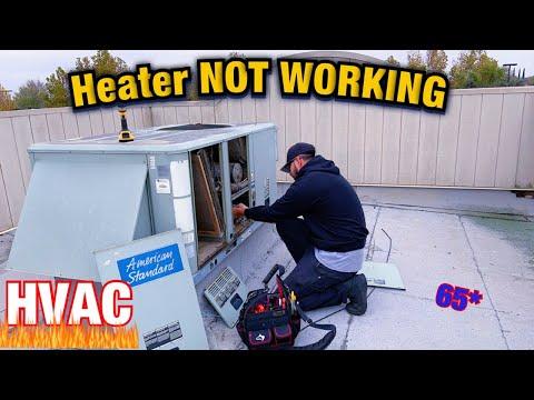 HVAC/ Heater NOT Working