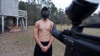 بماذا يشعر الإنسان عندما يتم إطلاق النار عليه ؟ تأثير لا يصدق على الجسم !!