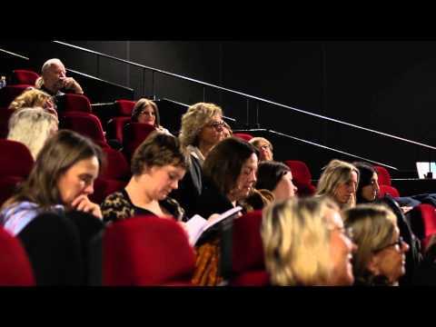 Konstnärligt seminarium med Helma Sanders-Brahms i Filmrummet