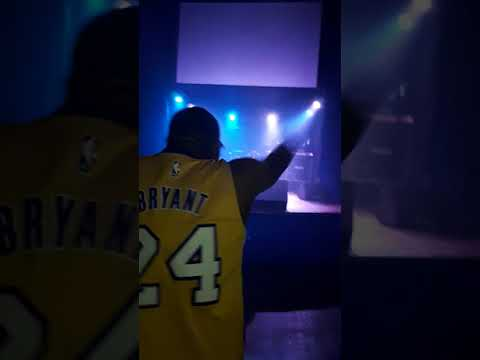 Blow_flyy Feature Performance at the Revival in Toronto May 25 2018 {short cell phone video clip#2}