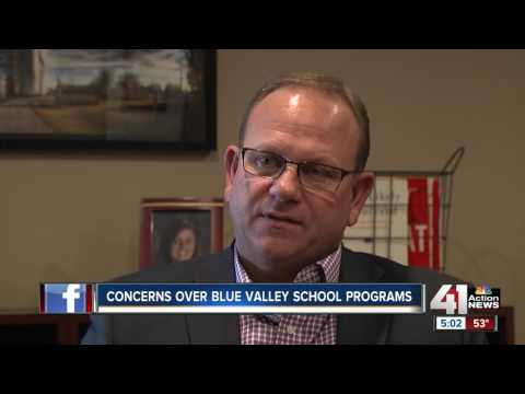 Blue Valley School District parents worried about changes to curriculum