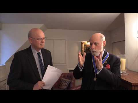 The Stationers' Company Interviews Dr Vint Cerf