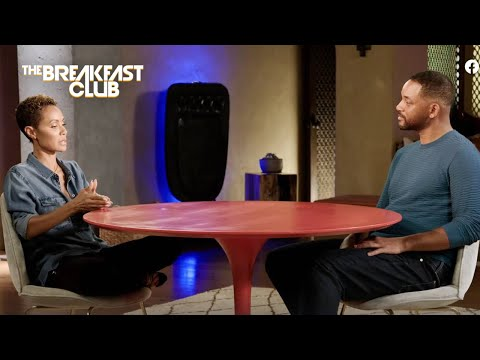 Jada Pinkett Talks Involvement With August Alsina During Interview With Will Smith