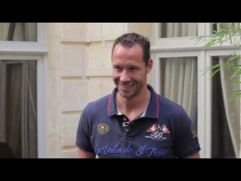 L'interview qui monte au filet - Michaël Llodra