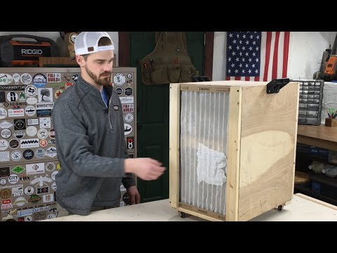 Build an Air Filtration System that Sucks (in a good way)