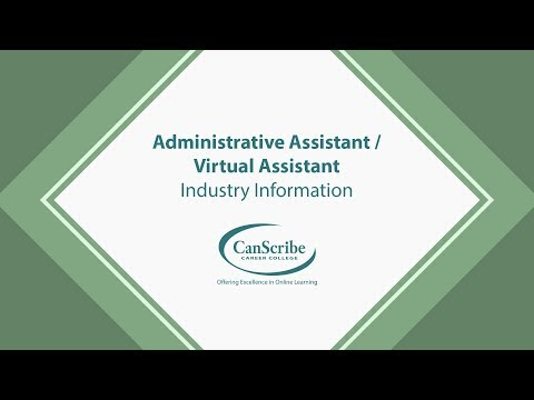 Administrative Assistant / Virtual Assistant Course