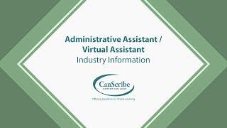 Administrative Assistant / Virtual Assistant Course