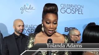 Yolanda Adams Remembers Natalie Cole at BET