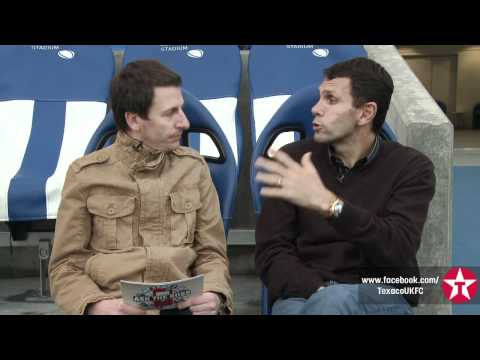 Ask The Boss with Gus Poyet - Brighton