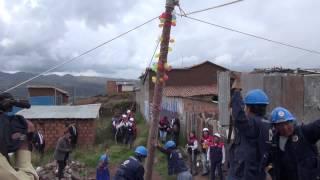 Baixar GOBIERNO REGIONAL REINICIÓ LOS TRABAJOS DE ELECTRIFICACIÓN EN LA ZONA NOR OCCIDENTAL DE CUSCO.