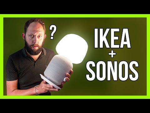 Symfonisk Review - The IKEA + SONOS Speaker?!