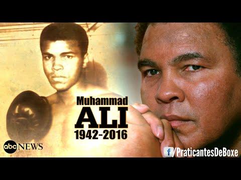 Lendário Muhammad Ali