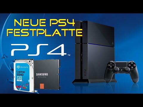 [Tutorial] PS4 Festplattentausch - Mehr Speicher & Schneller?!