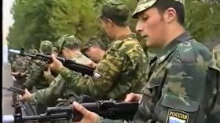 Военно-полевой госпиталь, учения ММА - 2005 г
