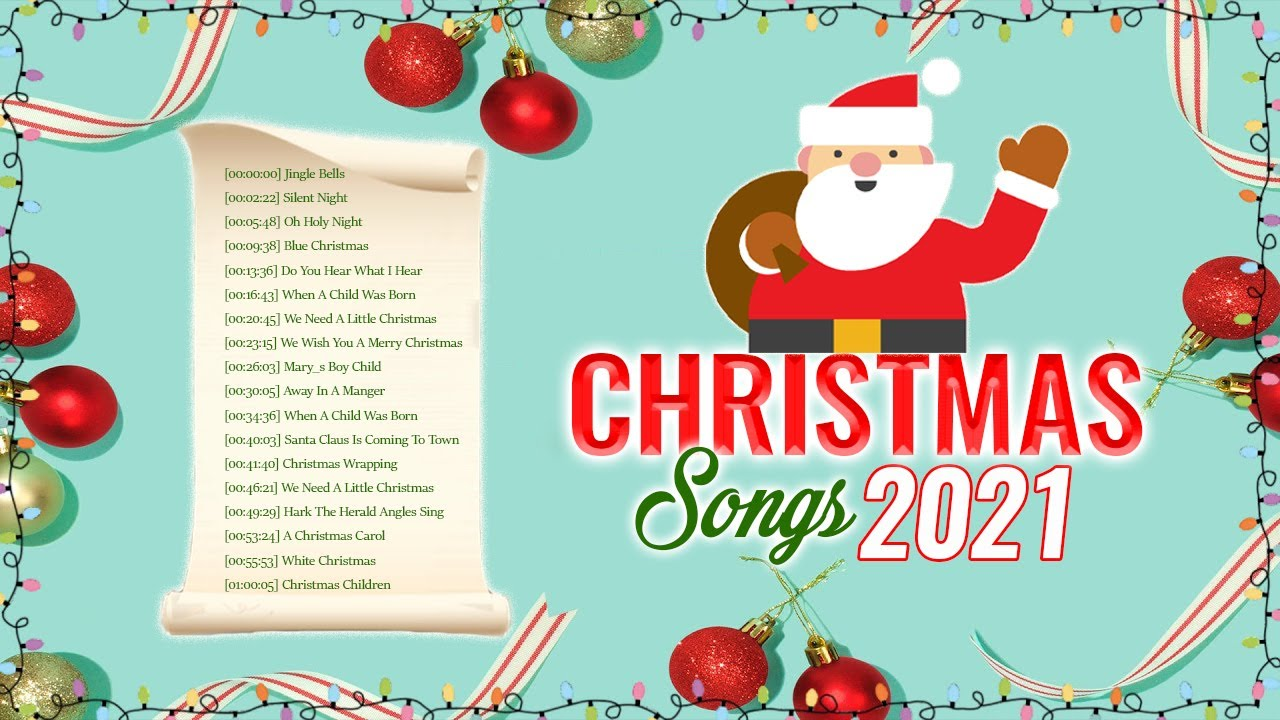 Best Old Christmas Songs Of All Time 🔔 Christmas Songs Medley 2022 🎄 Merry Christmas 2022