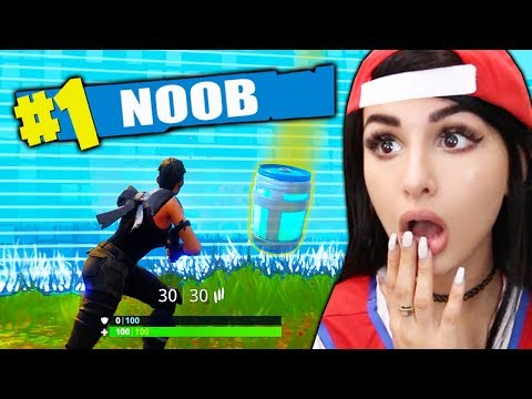 SSSniperWolf Reacts To Her FIRST FORTNITE WIN thumbnail