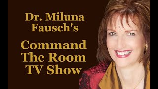 Command the Room TV - featuring Dr. Maya Ackerman