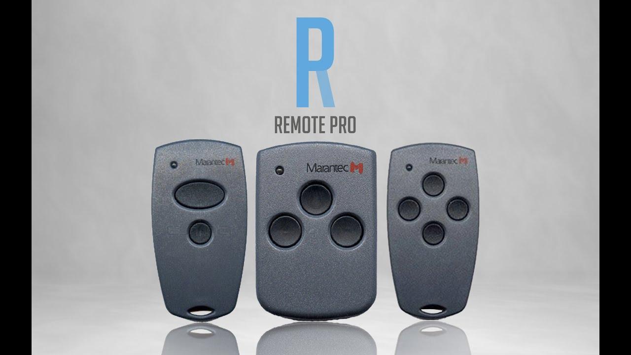 Garage Remote