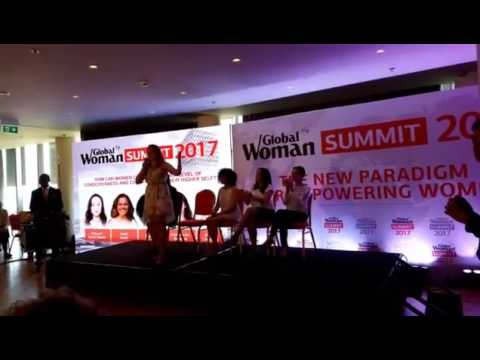 [GLOBAL WOMAN SUMMIT - ALBANIA] What does it mean to connect with you higher consciousness?