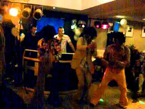 Funky Seventies Dudes