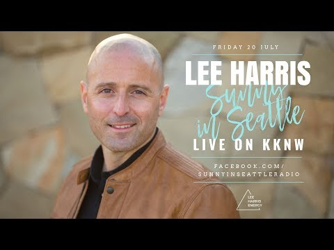 Lee Harris Live on Sunny in Seattle (1150 AM KKWN)