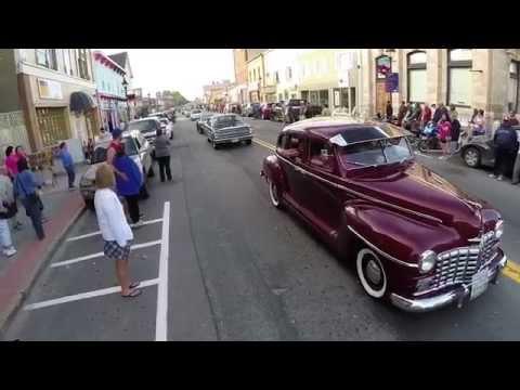 Yarmouth Classic Car Cruise