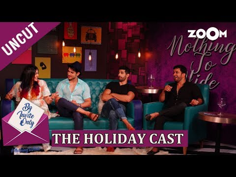 Priyank Adah Aashim and Veer  By Invite Only  Episode 22  The Holiday   Episode