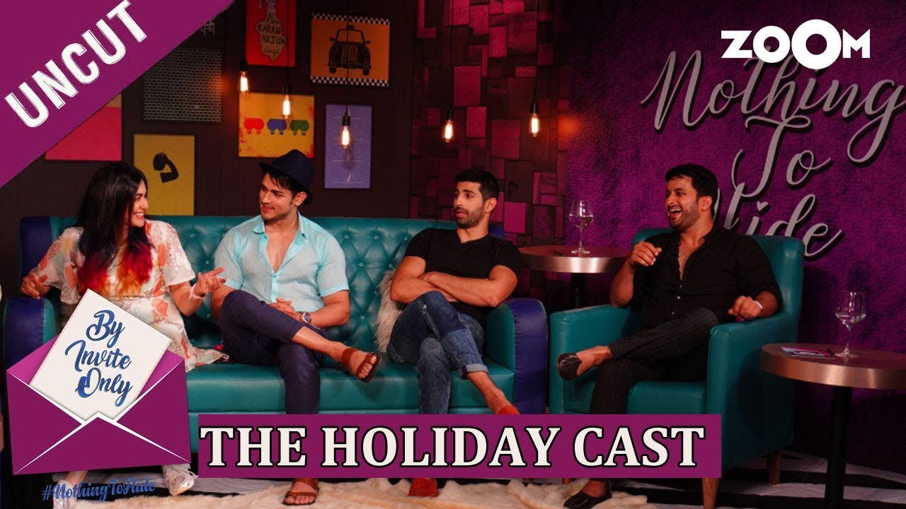 Priyank Adah Aashim And Veer By Invite Only Episode 22 The Holiday Full Episode Youtube