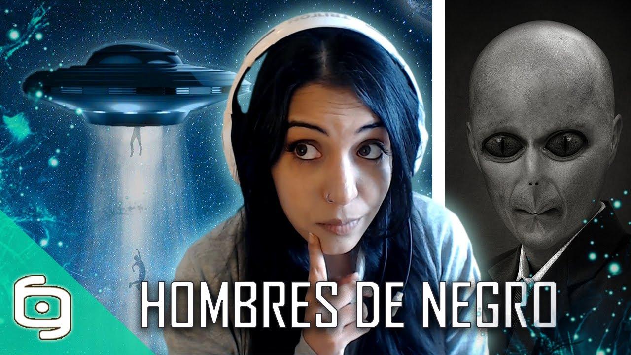 Hombres de GRIS y Hombres de NEGRO – ¿Son humanos?