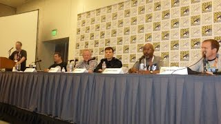 Comic-Con San Diego 2015: Christian Comic Arts Society (Panel)