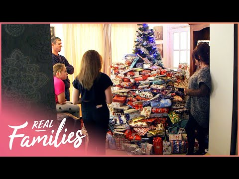 There Is No Such Thing As Too Many Presents For Her | Parents Splash The Cash | Real Families