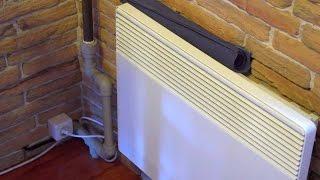 видео Электрические радиаторы отопления