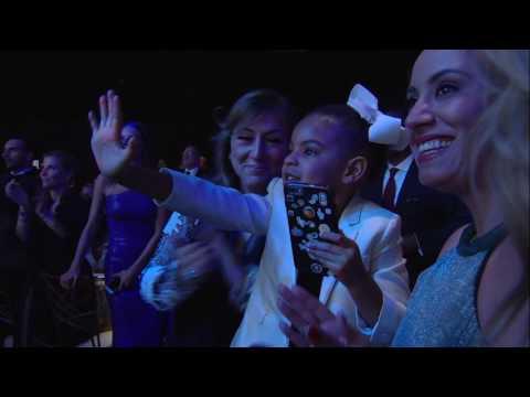 CFDA Awards Fashion Icon Acceptance Speech