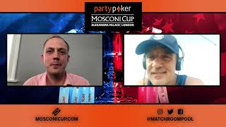 Alex Lely reveals first wildcard pick for Mosconi Cup