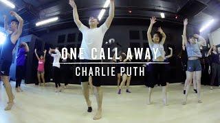 One Call Away (Charlie Puth) | Wenjun Choreography