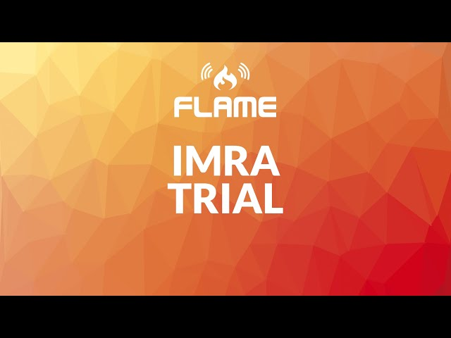 IMRA - FLAME Trial