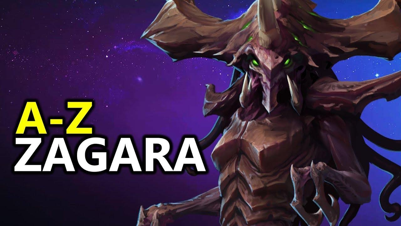 Hots Guide Tuto Zagara Build Pro By Malganyr Zagara и swann в еженедельной мутации. cyberspace and time