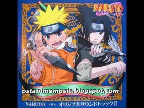 Naruto OST 2 - Sasuke's Theme