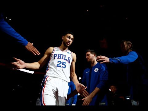 Ben Simmons Highlights vs Heat (10.13.17) | 19 Pts, 7 Rebs, 5 Asts