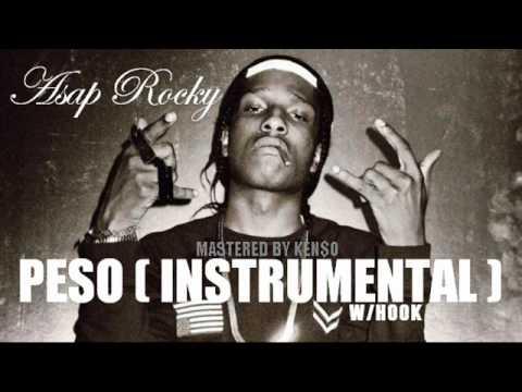 Peso (Instrumental W/Hook) - Asap Rocky