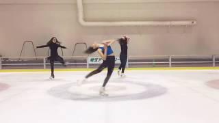 BLACK PINK - Boombayahをフィギュアスケーターが氷上で踊ってみました ...