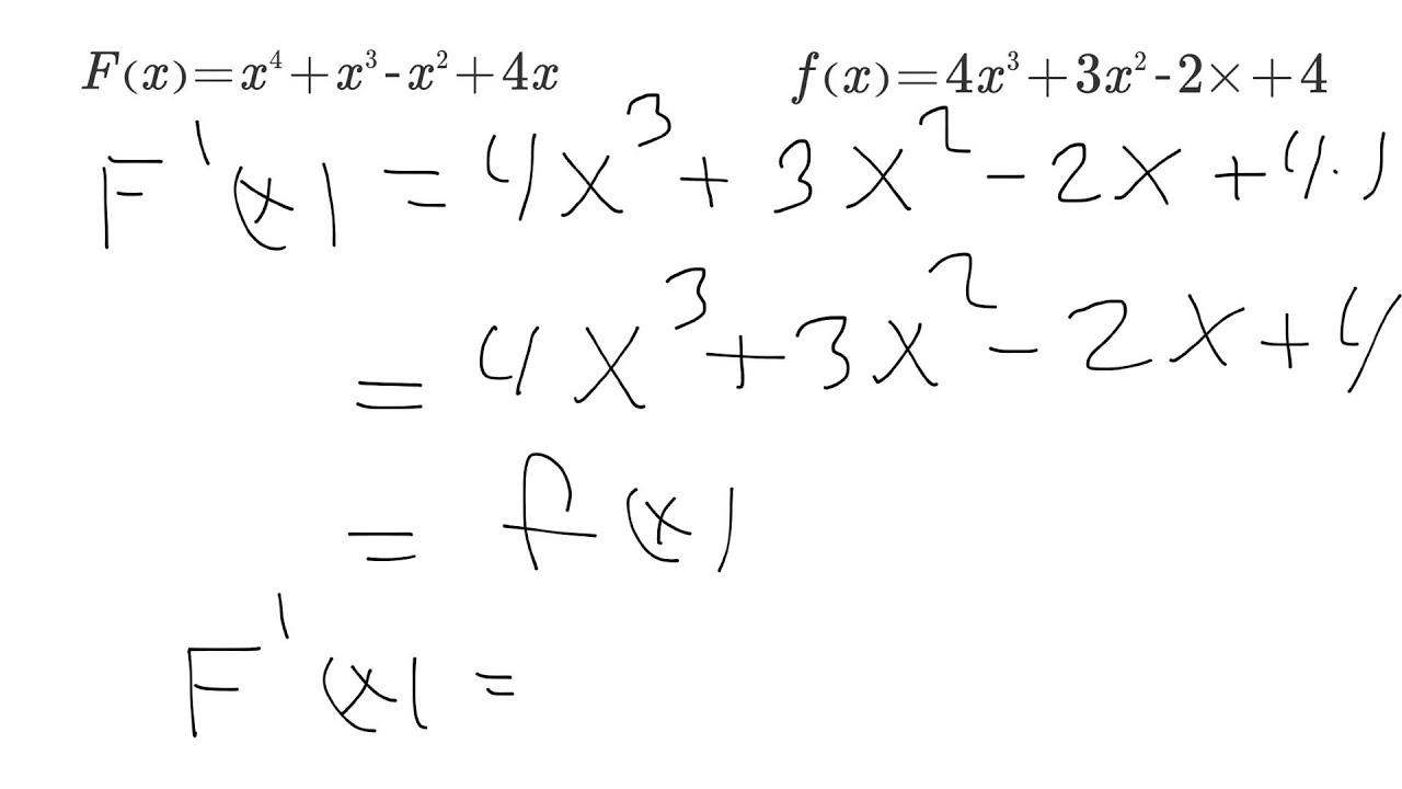 Hvad er en stamfunktion_130615-2248