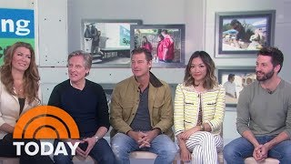 'Trading Spaces' Stars Visit TODAY As Show Returns After 10 Years | TODAY