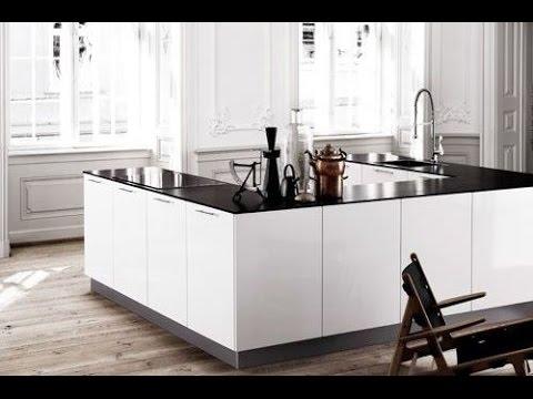 Blanco y negro decoración moderna (black and white modern decor ...